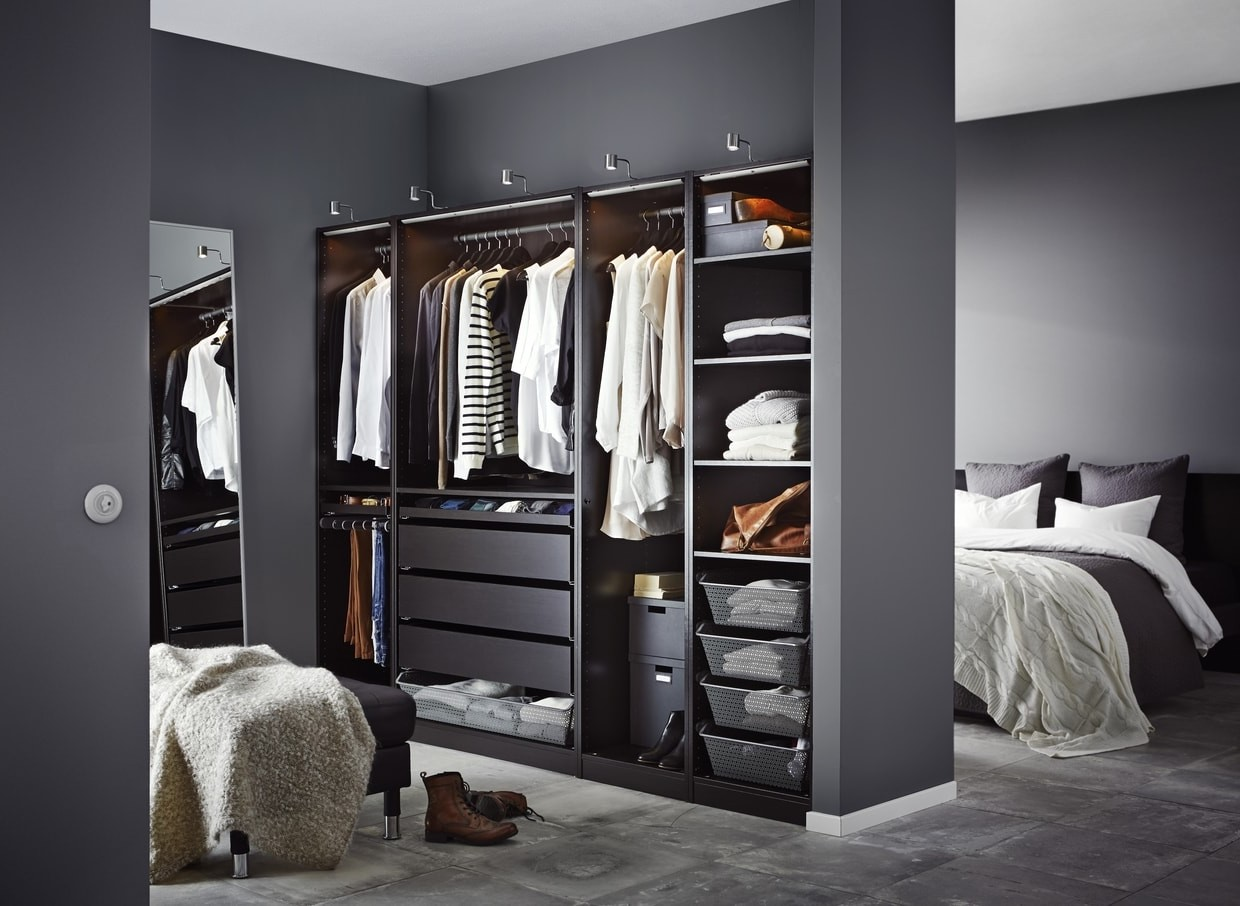 id es pour bien am nager son dressing buzzmix. Black Bedroom Furniture Sets. Home Design Ideas