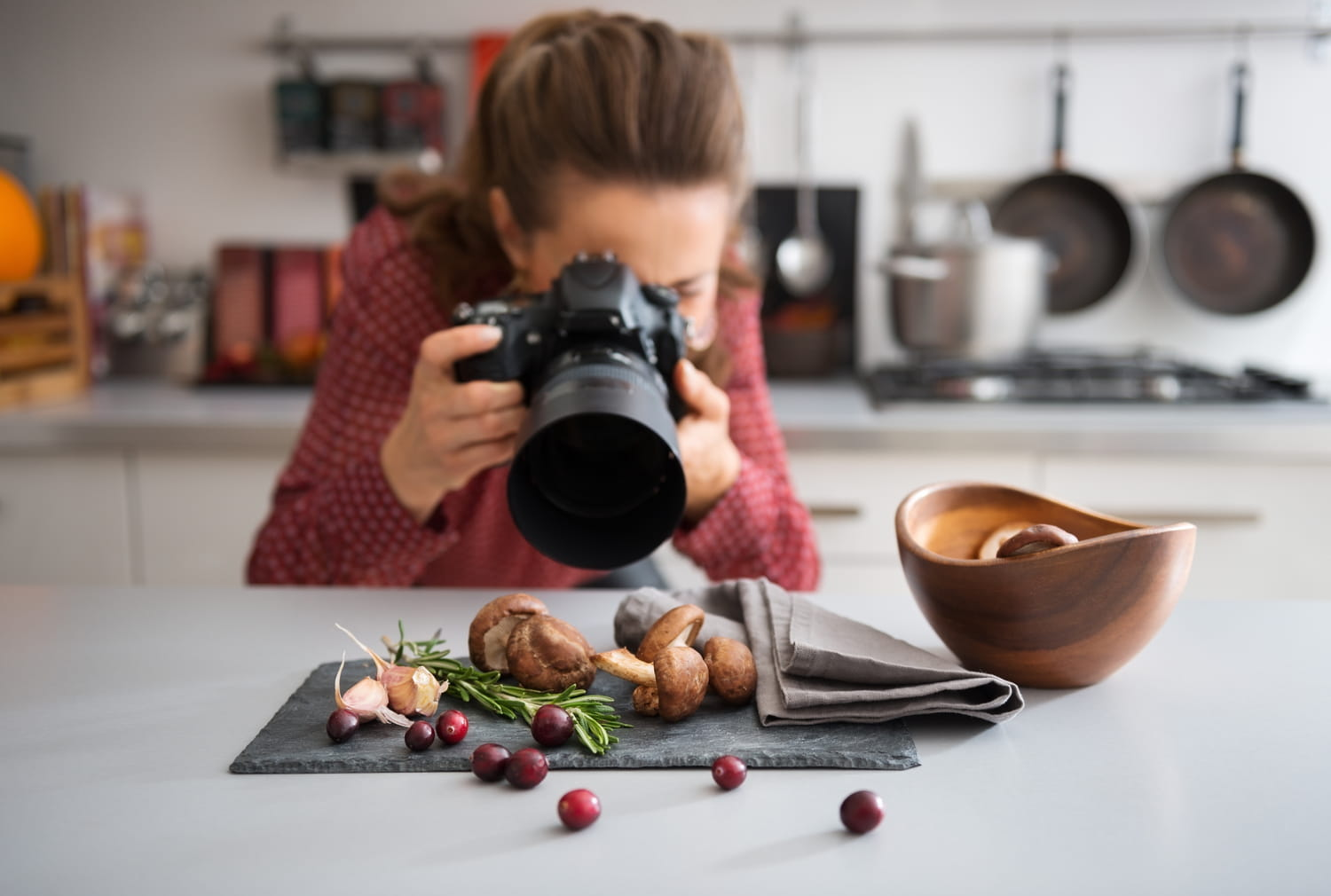 photographie culinaires